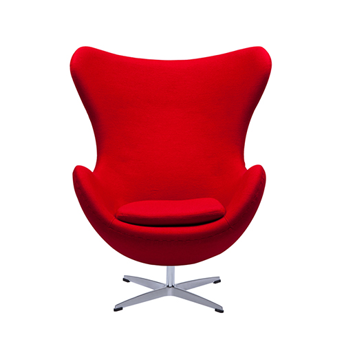 Replica Mid Century The Egg Chair von Arne Jacobsen entworfen